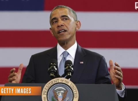 News video: Obama's LGBT Order Re-Ignites Religious Liberty Debate