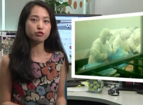 News video: China's Bloggers Don't Swallow Fast Food Safety Scandal