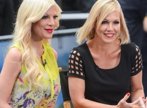 News video: Joan Rivers Tells Jennie Garth That She Looks Like A