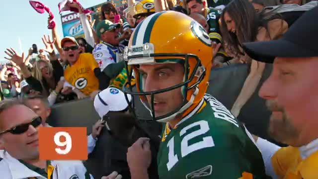 News video: Who has the most popular NFL jersey?