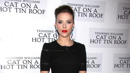 News video: Scarlett Johansson to Marry Next Month