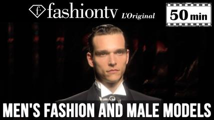News video: FashionTV Men's Fashion and Male Models Part 2 - Documentary (50min)